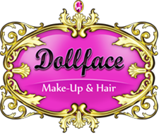 Dollface Make-Up & Hair by Barbara Saric